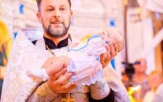 Что подарить ребенку на крестины девочке
