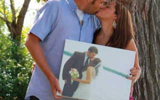 Оригинальные идеи на годовщину свадьбы