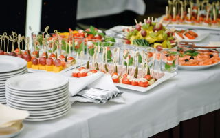 Выездной ресторан на выпускной в школе москва