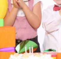 Детский день рождения меню с фото