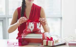 Подарок женщине 25 лет