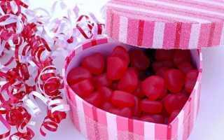 Подарки своими руками на день влюбленных