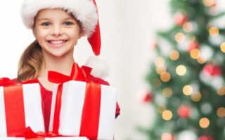 Подарок ребенку 12 лет на новый год