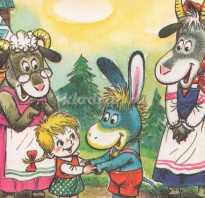 Сценарий спектакля для детского сада