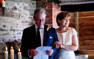 Пожелания на свадьбу от родителей жениха