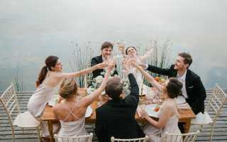 Как отмечать годовщину свадьбы