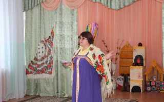 Масленица праздник для детей сценарий