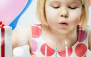 Что можно подарить ребенку на 3 года