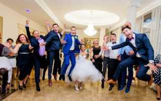 Веселый тамада на свадьбу