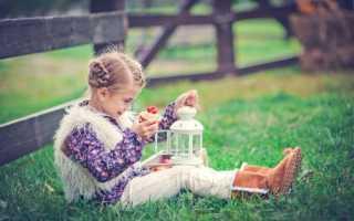 Фотозона для ребенка