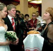 Наставление молодым на свадьбу от родителей
