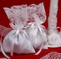 Что дарят на свадьбе гостям
