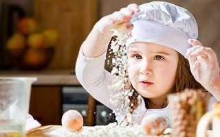 Детские мастер классы по кулинарии в ресторанах