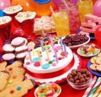 Закуски на детский праздничный стол