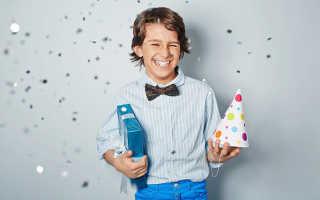 Интересные идеи для детей на день рождения