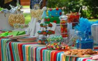 Как украсить салаты на праздничный стол ребенку