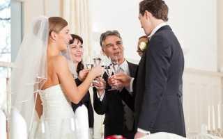 Пожелания молодоженам на свадьбу от родителей невесты
