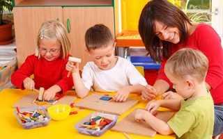 Новогодний сценарий в средней группе детского сада
