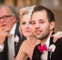 Пожелание молодым на свадьбе от родителей