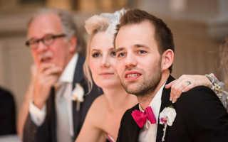 Пожелание родителей на свадьбе молодоженам