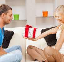 Какой сувенир подарить мужчине