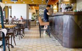 Ресторан голубка пушкинская