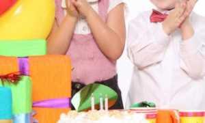 Что можно подарить ребенку на 3