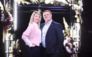 Украинская тамада на свадьбе