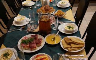 Провести юбилей ресторане