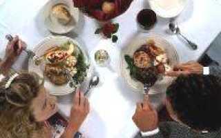 Как вести себя на юбилее в ресторане