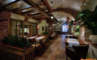 Балканский дворик ресторан
