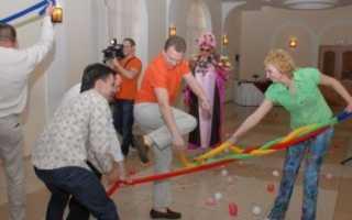 Приколы жениха и невесты на свадьбе