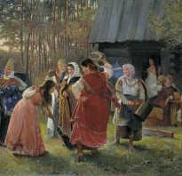Сватовство сценарий со стороны невесты