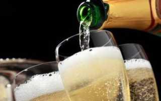 Шампанское на свадьбу какое выбрать
